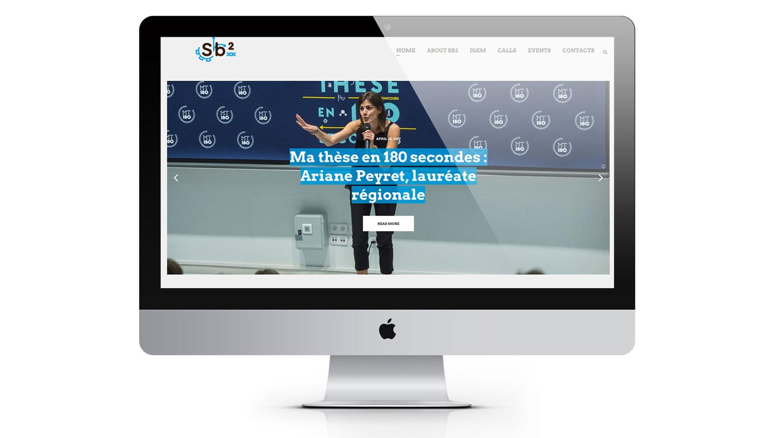 synthetic biology bordeaux site web réseau consortium recherche