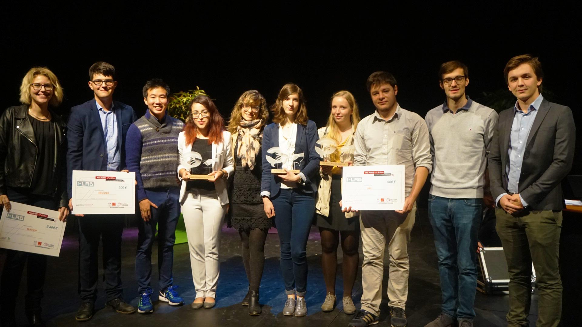 concours petite i-lab nouvelle aquitaine FIE institut d'optique graduate school