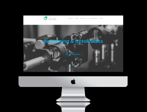 Nouveau site web BiOf Lab
