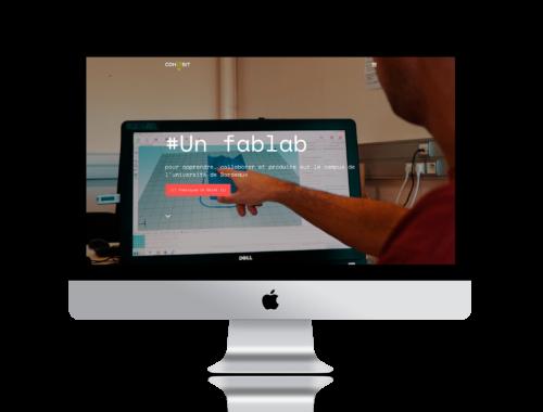 Nouveau site web coh@bit