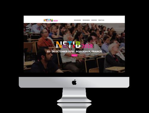Nouveau site web Netib 2018