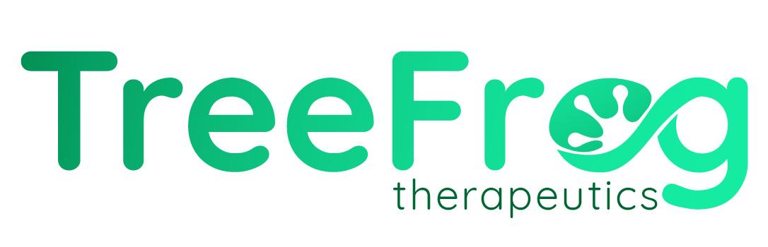 Logo TreeFrog par A to B Communication